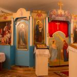 крестильный храм Сретения Господня