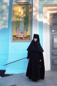 старшая сестра м.Архелая (Новикова)