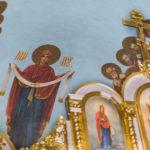 Свято-Иоанно-Кормянский женский монастырь храм Покрова Пресвятой Богородицы